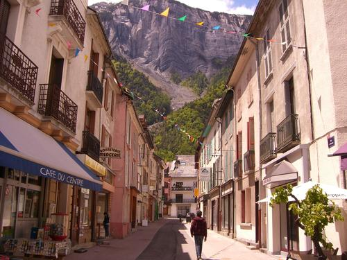 Bourg d'O is a great little town